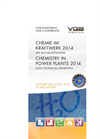 VGB Conference - Chemistry in Power Plants 2014 Flyer