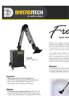 Diversitech Fred - JR - Portable Fume Extractor Brochure