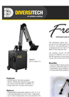 Model Fred SR - Self Cleaning Extractor Brochure