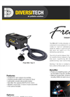Model Fred JR - Portable Fume Extractor Brochure
