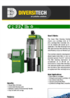 Green Filter Cleaning Machine Brochure