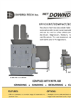 Wet Downdraft Table Brochure