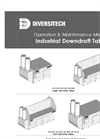 Diversitech Industrial Downdraft Table Owner's Manual