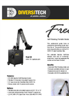 DiversTech Fred - 01 - Portable Fume Extractor Featuring Injection Self-Cleaning System Brochure