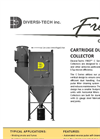 DiversiTech FRED - C-Series - Centralized Dust & Smoke Collectors Brochure
