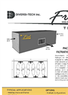 DiversiTech FRED - T Series - Ambient Air Filtration Systems Brochure