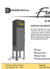 FRED - D-Mister Series - Vertical Oil & Coolant Mist Filtration - Oily Smoke Collectors Brochure