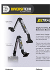 Model Fred SR2 - Dual Arm Extractor Brochure