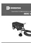 Fred Mini-Vac II Operation & Maintenance Manual