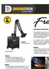 Model FRED SR - Wall Mounted Extractor Brochure