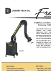 Model Fred JR-T - Mobile Fume Extractor Brochure