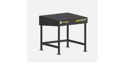 DiversiTech - Model 3 x 3 - Ducted Downdraft Table