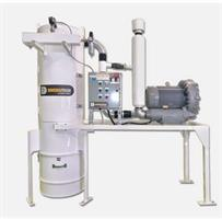 DVAC - Model I - Industrial Central Vacuum System