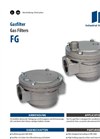 FG Series - Gas Filter Brochure