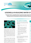 Legionella Testing and Risk Assessment- Brochure