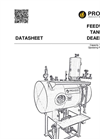 Proodos - Feedwater Tank With Deaerator - Datasheet