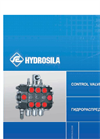 Hydrosila - Model MR100.T1 - Proportional Pneumatic Tipping Valve - Brochure