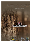 ICARBAZZOLI - Model IB 80 TK - Tracked Loaders - Brochure