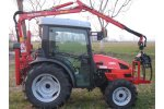 ICARBAZZOLI  - Model IB 1600 TR Series - Loaders for Tractor