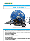 Turbocar Executive - Model IG1.1 / IG1.1S - Irrigation Systems  Brochure