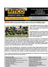 AMCO Heavy-Duty Toolbar With Hi-Clearance Bedding Hipper Brochure