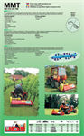 Model MMT Series - Flail Mowers Brochure