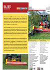 ELITE - Flail Mower Brochure