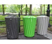 A Cleaner, Greener Park: A New Way to Manage Trash in Central Park