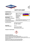 DTEA II™ SR Plus SC - Safety Data Sheet