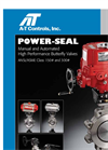 Power-Seal - High Performance Butterfly Valves Manual