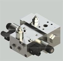 Wessel - Model FC2-1N - Two Way Flow Control Valve
