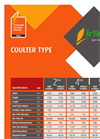 Coulter Type Pneumatic Precision Planter Brochure