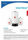 SolarWave Series Tanks Brochure