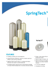 SpringTech Series Tanks Brochure