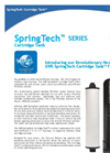 SpringTech Cartridge Tank Series Brochure