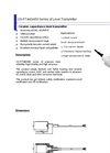 Model CSPT 450 WH - Pressure Level Transmitter Brochure