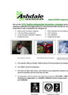 Ashdale Engineering Brochure