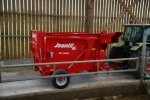 Model PR 4000 SD - Semi Trailed Straw Blowers