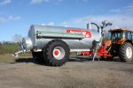 Model GTi 4500 to 10500 - Slurry Tanker