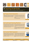 Small Seeds Cleaner-Small Seeds Cleaner