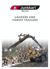 Forestry Trailers-Patruuna 7