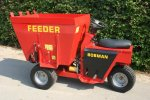 Jydeland Bobman - Mini Self-Propelled Mixing Feeder-Bedder