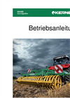 Rotary Cultivator-G 260s Brochure