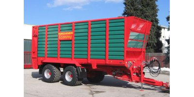 Model TH 3037 - Silage Trailer