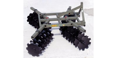 Case IH Tandem - Model WW - 3-Point Discs/Lift Utility Harrows