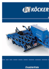 ULTIMA - Model 800 - Universal Drill Seeders Brochure