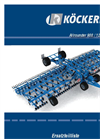 Allrounder - Model 900/1200 - Seed-Bed and Stubble Cultivation Machine Brochure