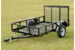 Anderson - Model EC Series - Utility Trailers