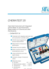 Chematest 25 - Hand-held Instrument Flyer