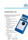 Chematest - 20N - Hand-held Instument Flyer